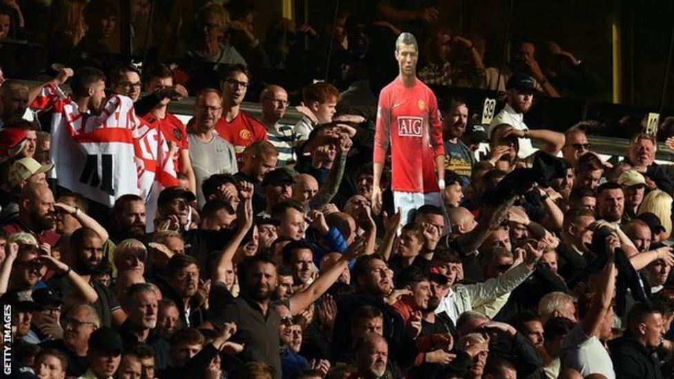 UFABETWINS Cristiano Ronaldo: แฟน ๆ และผู้เล่น Man Utd เฉลิมฉลองการกลับมาของ CR7